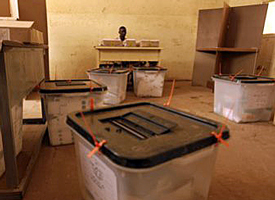 Tamper-proof ballot boxes?