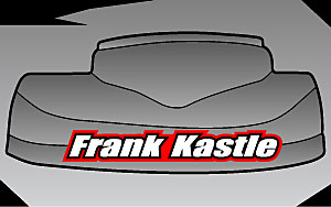 Race Car Nose Graphics